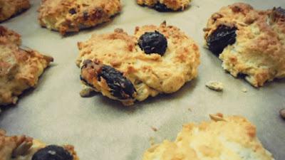 Wegańskie ciasteczka pełne zdrowia