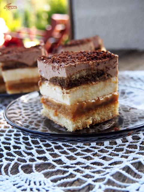 Ciasto Słodki puszek
