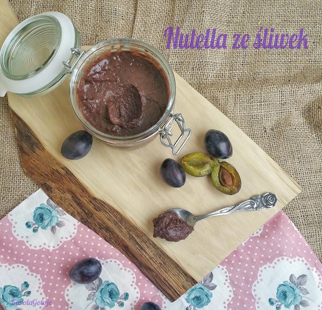 Nutella ze śliwek