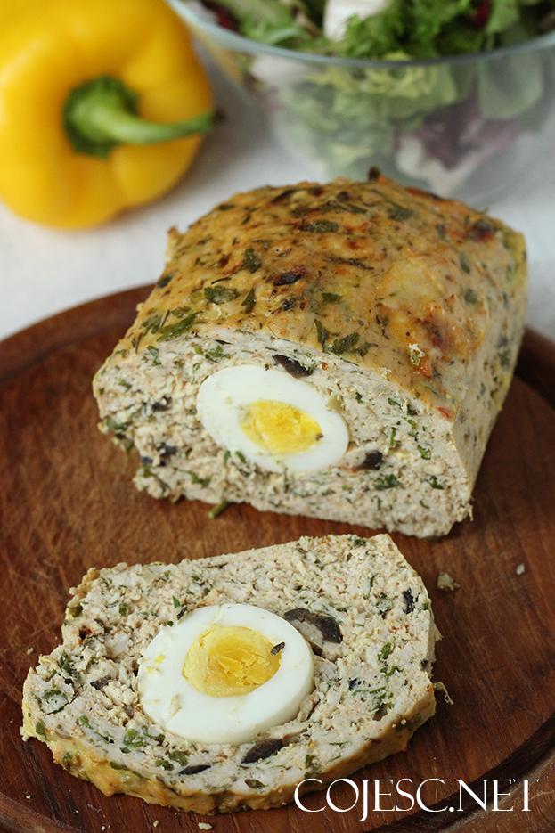 Pieczeń rzymska z indyka (na obiad i do kanapek)