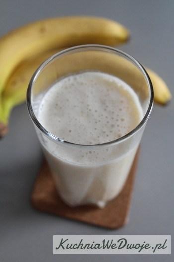 Mleko bananowe