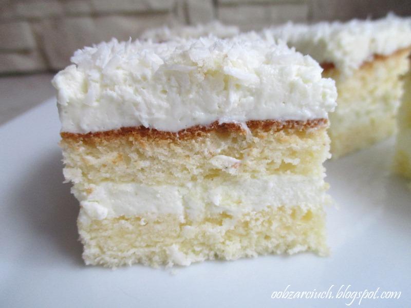 Ciasto Kokosowa chmurka