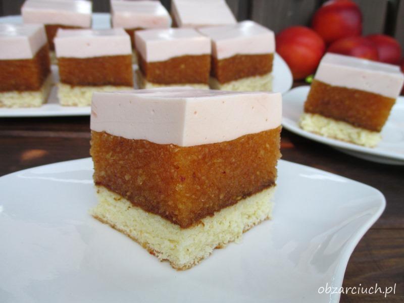 Ciasto Nektarynkowiec