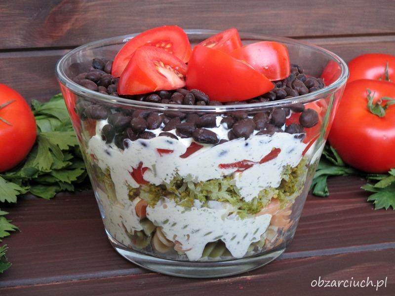 Warzywna sałatka