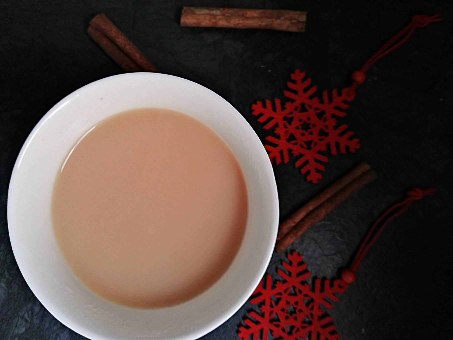 Cynamonowa herbatka
