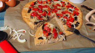 OMLET GRYCZANY A'LA PIZZA (Z PIEKARNIKA)