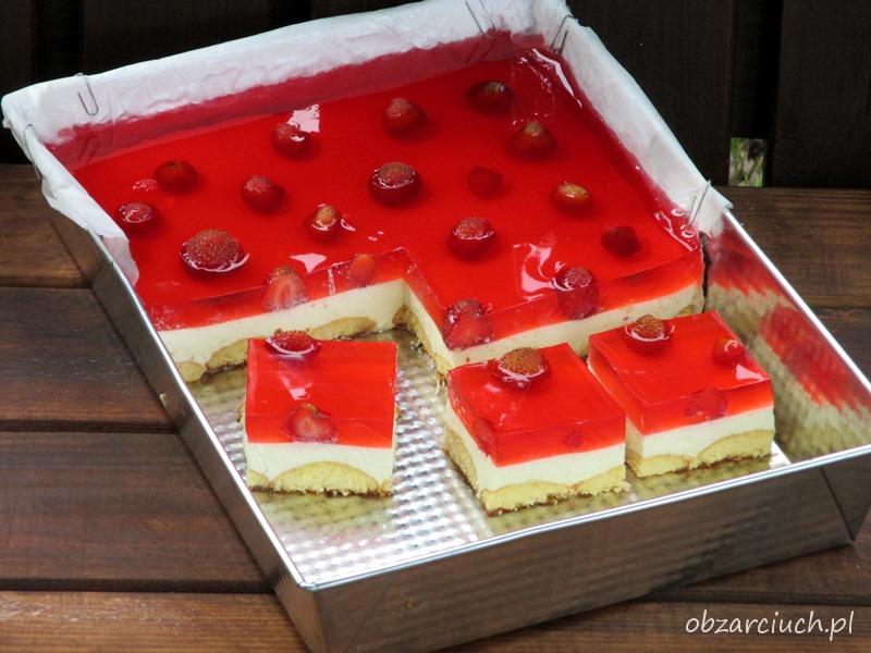Ciasto bez pieczenia - zawsze wychodzi