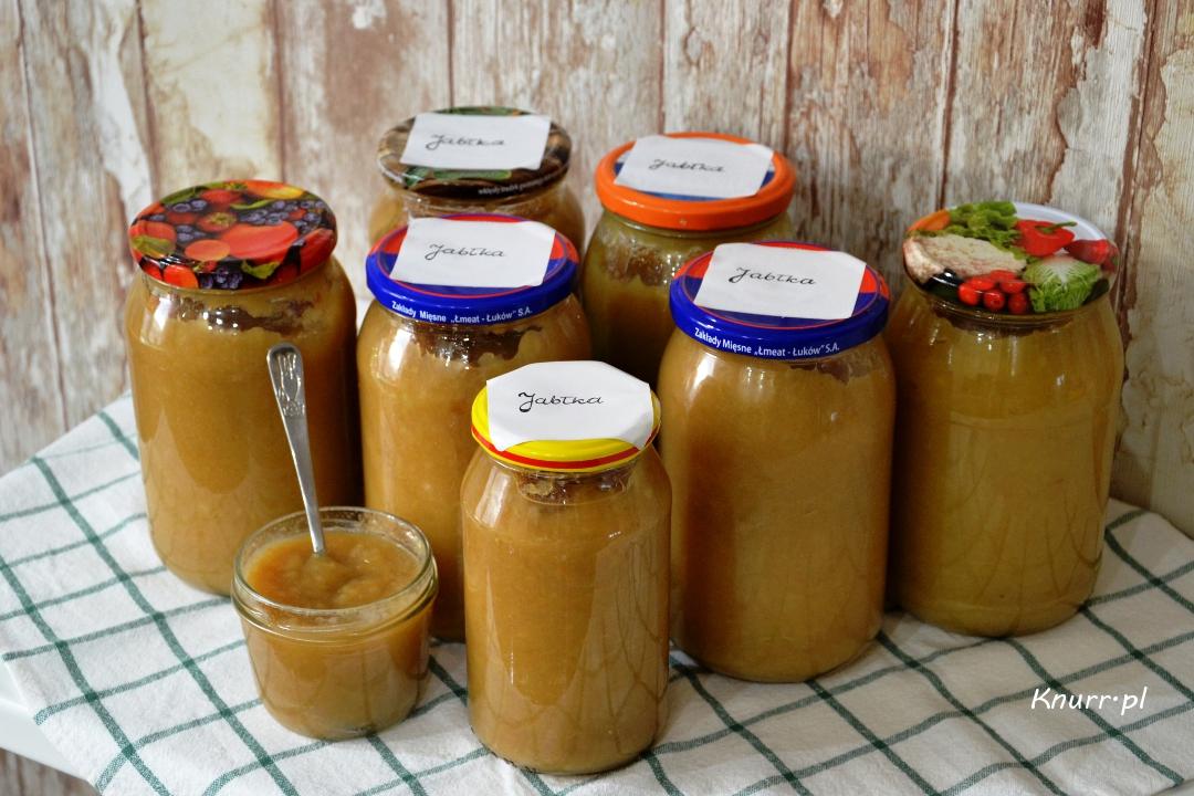 Smażone jabłka z przepisu babuni