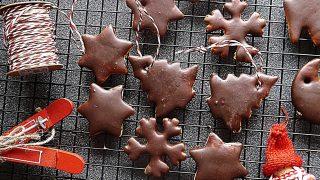 Pierniczki świąteczne do wycinania - łatwe, od razu miękkie