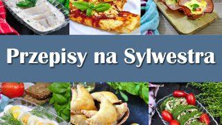 Najlepsze przepisy na Sylwestra – przekąski i dania na ciepło