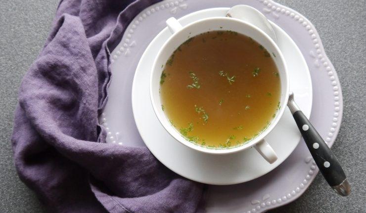 Rosół (bulion) najzdrowsza zupa świata