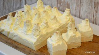 Himalaje - proste ciasto bez pieczenia