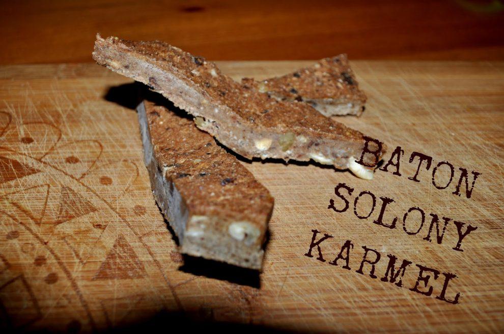 Baton Solony Karmel