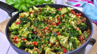 Kaszotto Z Warzywami (300 Kcal)