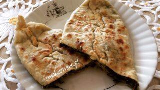Zhingaliov hac – ormiański chleb z zieleniną