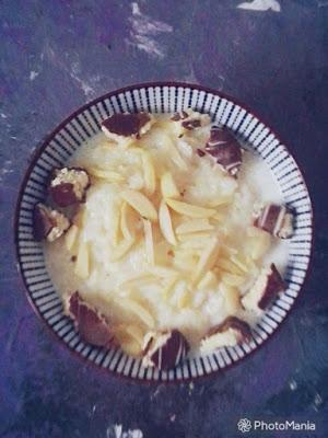Migdałowa ryżanka