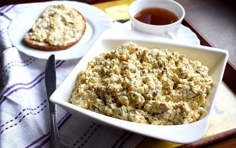 Pasta z makreli na chleb + filmik