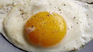Przepis na Jajko sadzone - idealne
