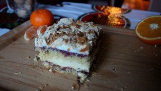 Przepis na ciasto Pani Walewska