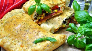 Calzone – pizza w kształcie pieroga