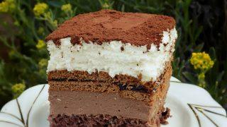 Przepis na ciasto Kubanka z Nutellą