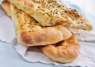 Barbari - perski chleb...