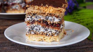Ciasto Makowa pokusa