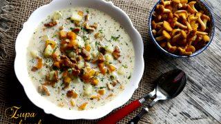 Zupa z kurek. Jak błyskawicznie oczyści kurki z piasku?