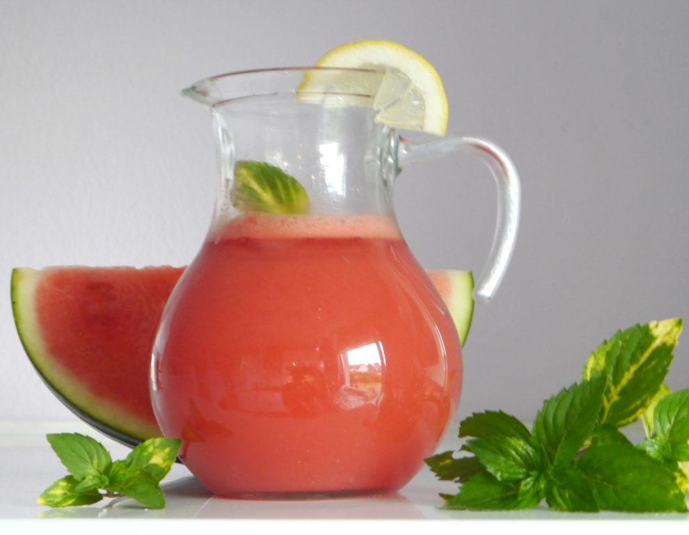 Lemoniada arbuzowa - arbuzada