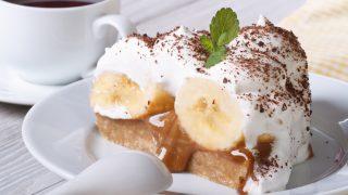 Ciasto bananowe z karmelem