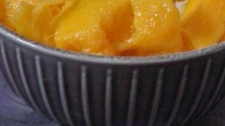Pudding ryżowy z mango