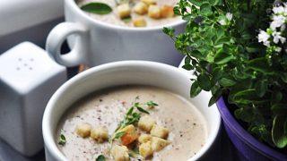 Zupa krem z kurczaka i warzyw