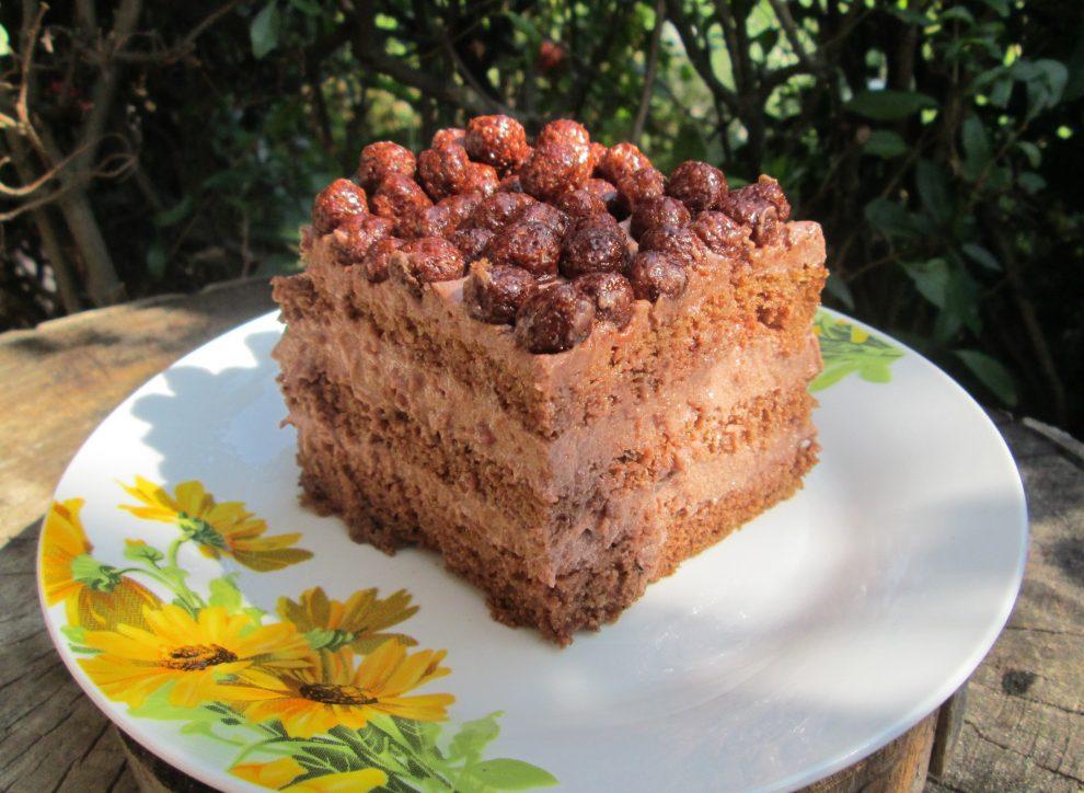 Ciasto Nesquik - pyszne i mega kakaowe