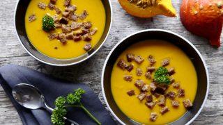 15 przepisów na dania obiadowe z dynią