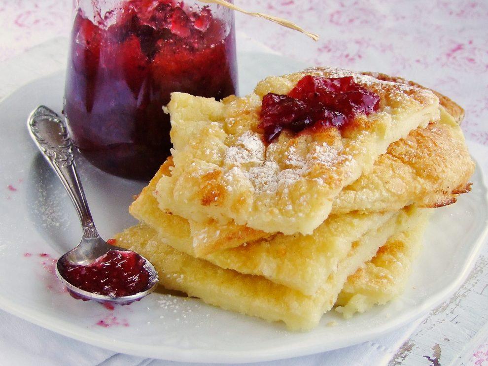 pannukakku - fiński naleśnik z piekarnika...