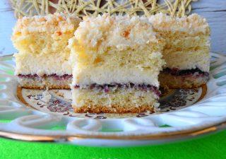 Ciasto Łabędzi Puch