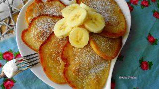 Bananowe Placuszki