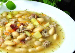 Tradycyjna Zupa Fasolowa – Sprawdzony Przepis