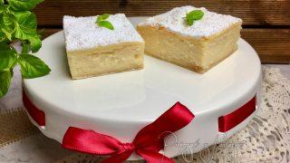 Napoleonka - ciasto