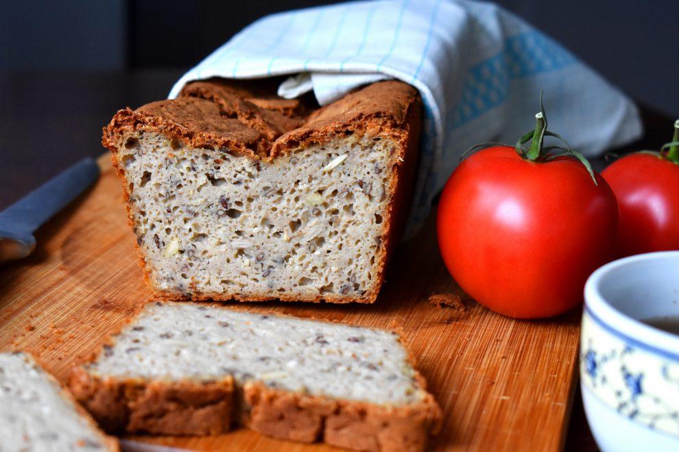 Bezglutenowy chlebek wieloziarnisty + FILM