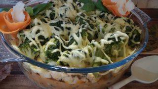 Zapiekanka Włoska z mozzarellą