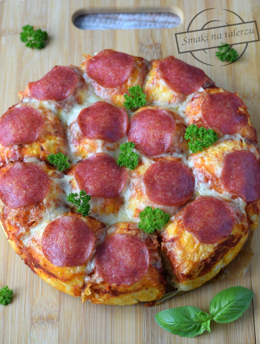 Pizza balls - pizza inaczej