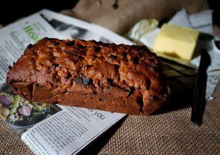 Irlandzki chleb barmbrack