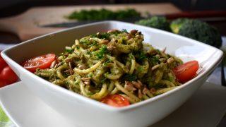Wegańskie pesto z brokuła + FILM