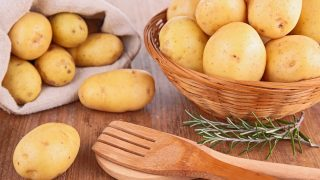 Jak długo gotować ziemniaki przed pieczeniem