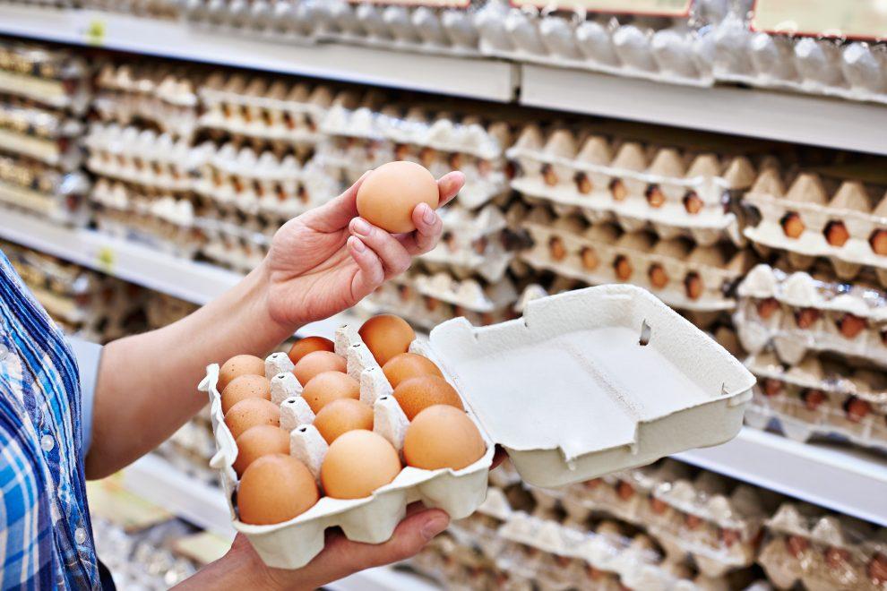Jak sprawdzić świeżość jajek