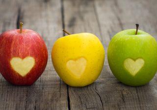 Właściwości odżywcze jabłka