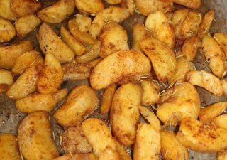 Ziemniaki z piekarnika - pieczone ziemniaki