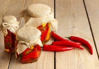 Kiszona papryczka chili