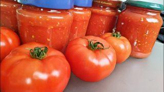Domowy sos pomidorowy + FILM